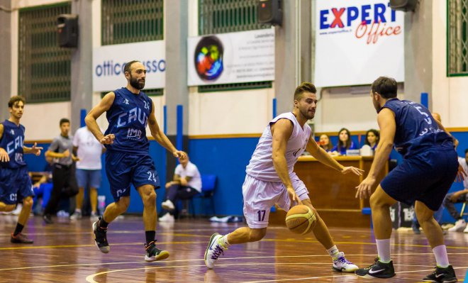 Basket. Miwa Energia Benevento