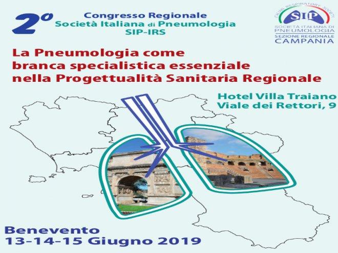 Congresso regionale della Società Italiana di Pneumologia SIP-IRS
