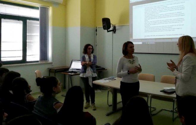 IC Moscati, progetto Libriamoci