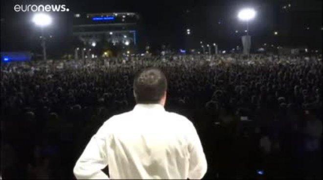 Crisi di governo: Conte e Di Maio accusano Salvini