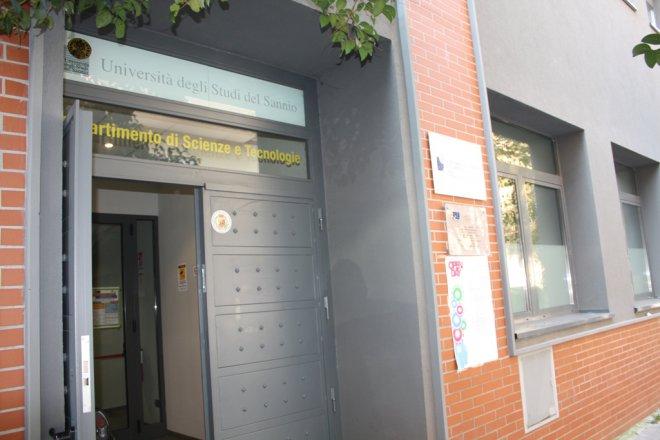 Unisannio sede Dipartimento di Scienze e Tecnologie