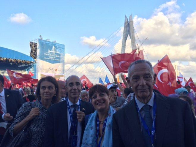 Del Basso De Caro in Turchia