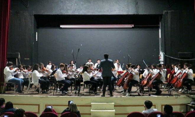 Concorso Citta' di Airola Orchestra Istituto Falcetti
