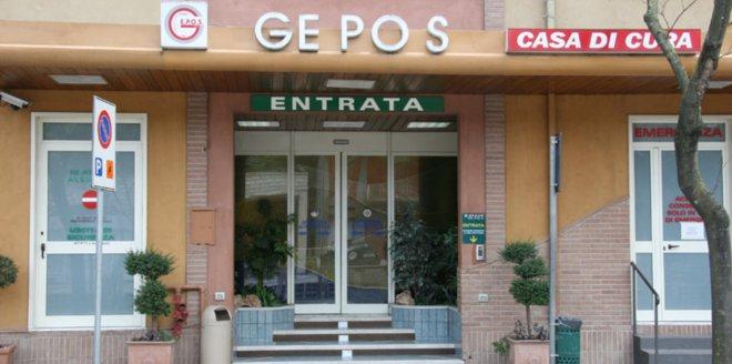 La Casa di Cura Gepos di Telese Terme