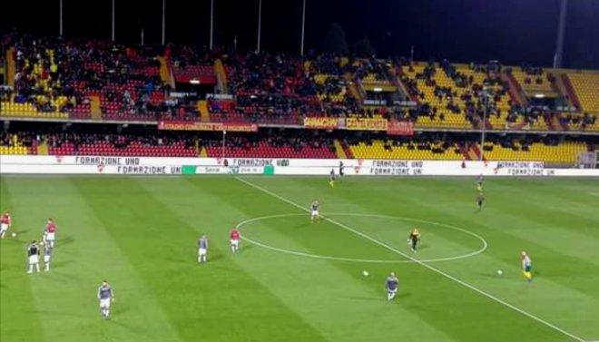 Benevento Palermo