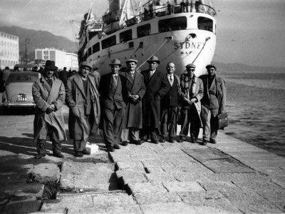 Emigranti di Molinara