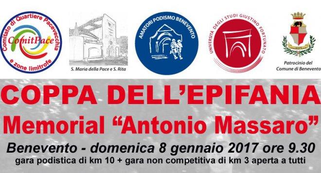 Coppa Epifania memorial Massaro
