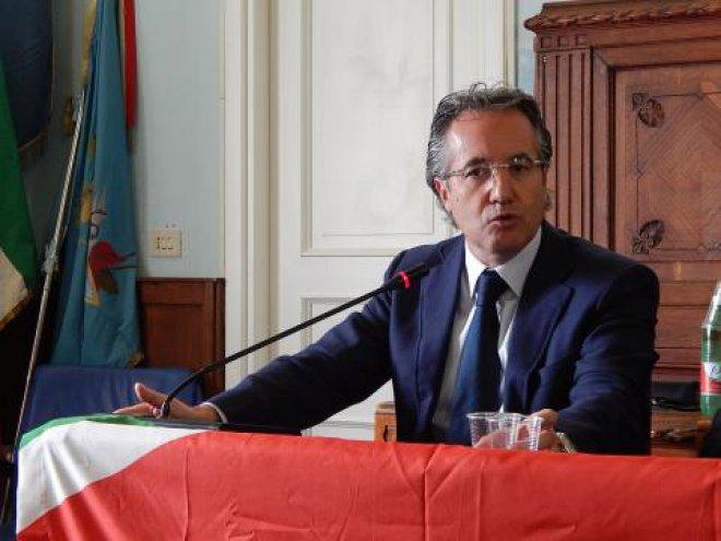 Fausto Pepe, sindaco di Benevento align=