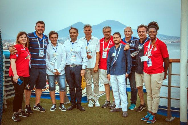 Universiade la Federazione Italiana Rugby saluta Napoli