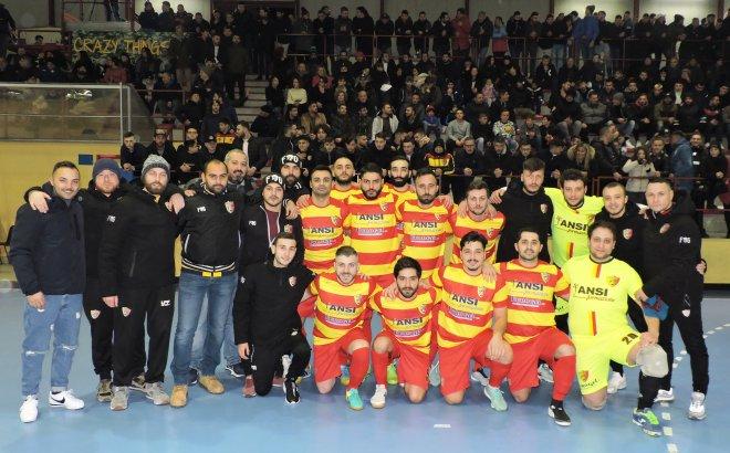 Ansi Formazione Benevento 5 - Finale Coppa Campania 2019