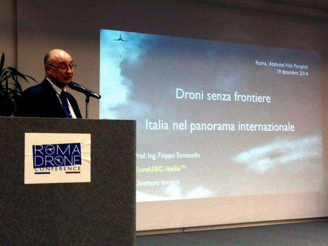 Unifortunato - Roma Drone Conference 2019
