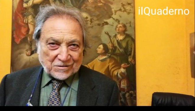Filippo Zigante, direttore artistico della Stagione Concertistica 2018-20 dell'Accademia di S. Sofia