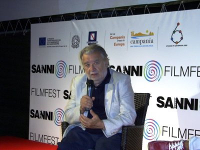 Il regista Pupi Avati al Sannio Film Fest