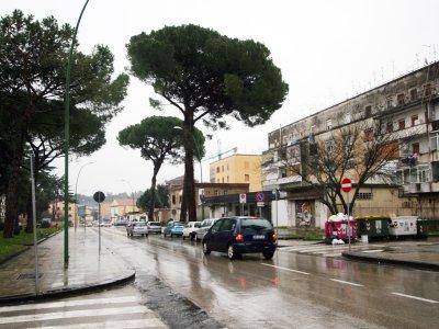 Rione Libertà - Via Napoli
