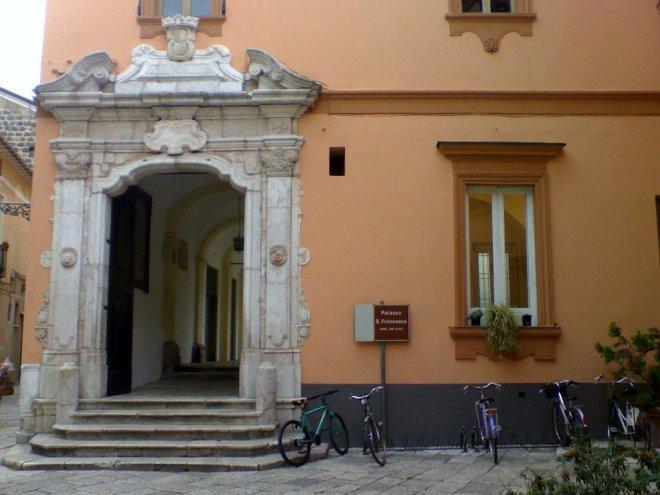 Palazzo San Francesco, sede del Comune