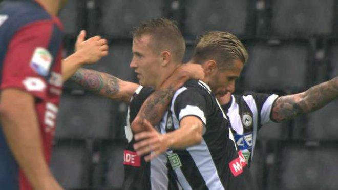 Udinese 1-0 Genoa, Giornata 03 Serie A TIM 2017/18