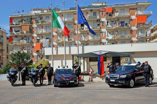 Carabinieri Salerno