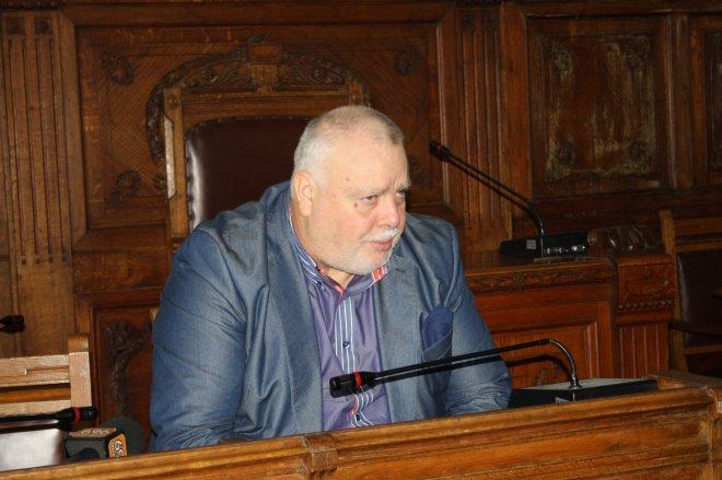 Claudio Ricci - Presidente della Provincia align=