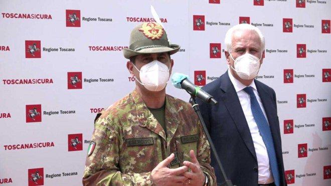 Generale Francesco Paolo Figliuolo - Commissario straordinario emergenza Coronavirus