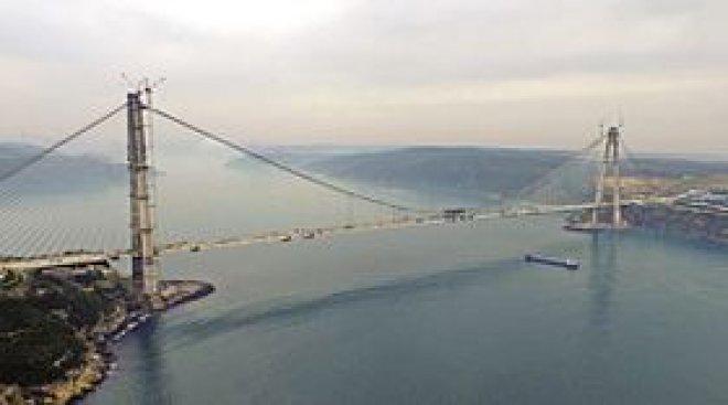 Ponte sul Bosforo. Foto: Wikipedia
