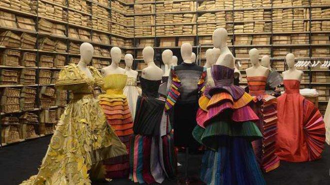 Mostra di Capucci a Napoli