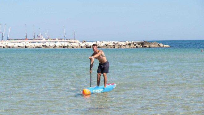 Surf: 22 anni, il campione italiano vive a Bari