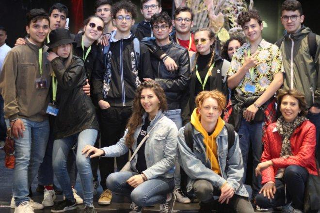 Studenti del Liceo Rummo di Benevento a Londra per Alternanza Scuola Lavoro