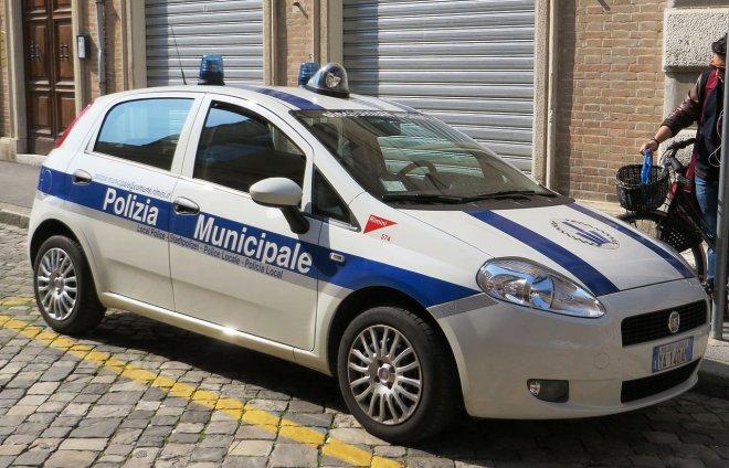 Polizia Municipale align=