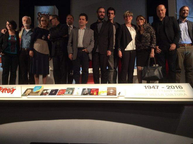 I dodici finalisti del Premio Strega align=