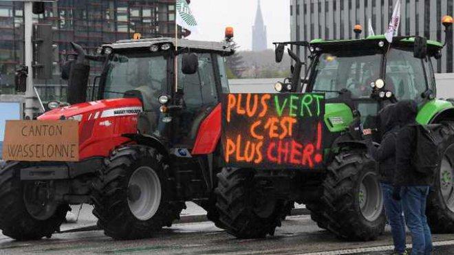 Agricoltura. Riforma della PAC, protestano gli agricoltori