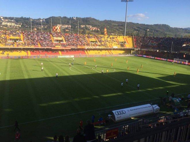 Benevento - Spezia