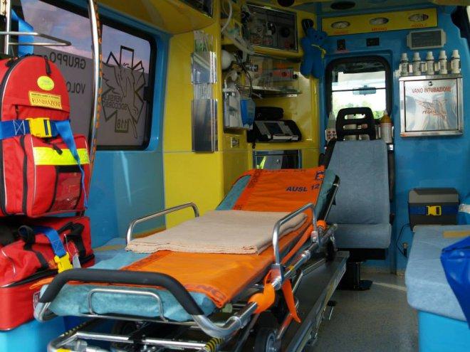 Ambulanza Misericordia align=