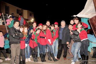 Carnevale pontese (foto di archivio)