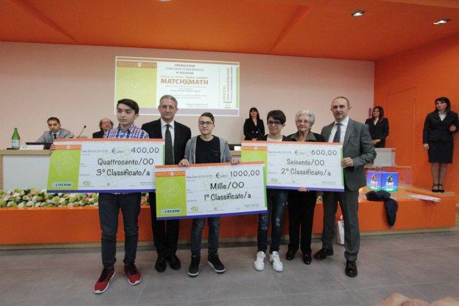 I vincitori della quarta edizione del Premio Liverini