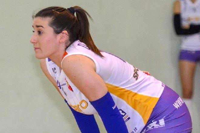 Accademia Volley. Irene D'Ambrosio