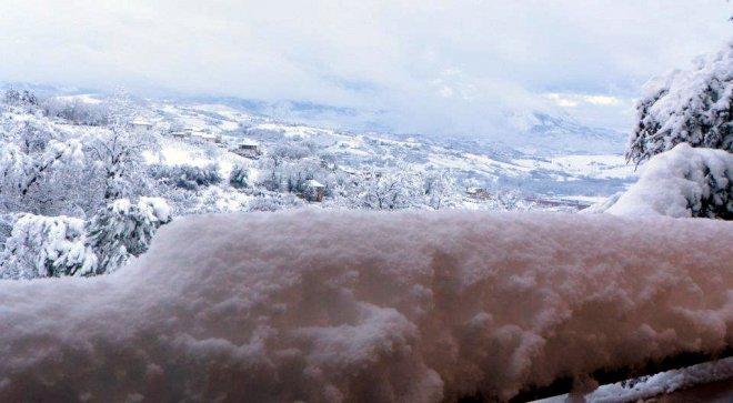 Neve nel Sannio align=