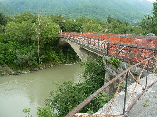 ponte Maria Cristina di Solopaca