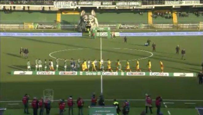 Avellino 1-1 Benevento, Giornata 18 Serie B ConTe.it 2016/17