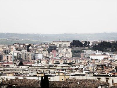 Una veduta di Benevento