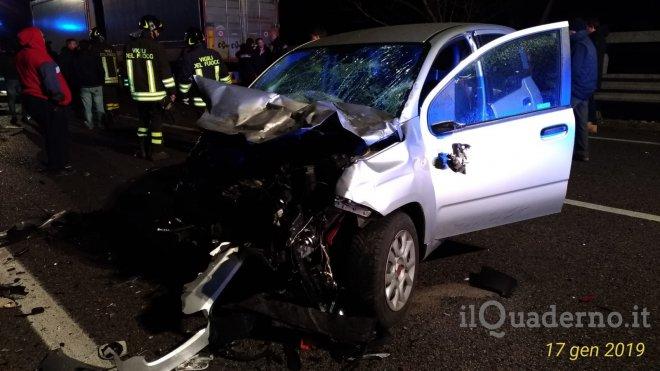 Inseguiti dalla Polizia non si fermano: 4 vittime del tragico incidente