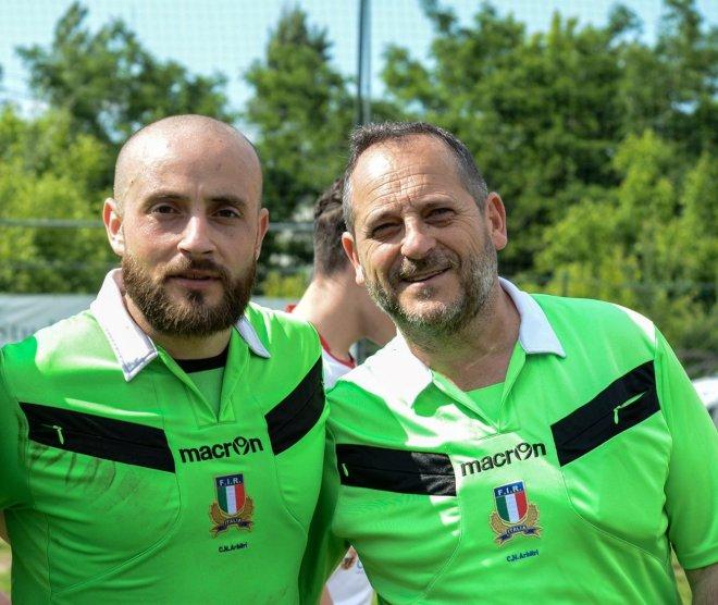 Vincenzo Schipani e Gioacchin Casciello