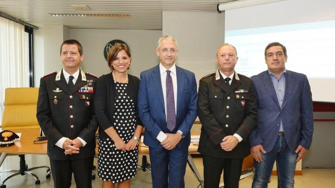 Confindustria seminario con i NOE dei Carabinieri - Fare attivita' di impresa nel rispetto dell'Ambiente