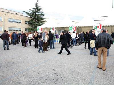 Le primarie del PD a Benevento