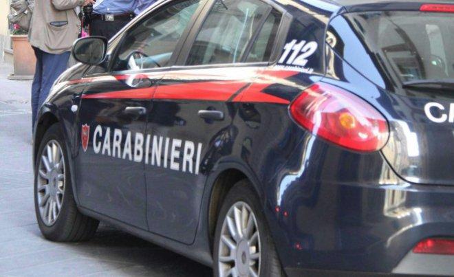 Gazzella dei Carabinieri (foto di archivio)