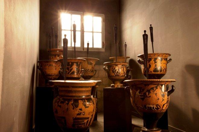 Museo Archeologico del Sannio Caudino di Montesarchio