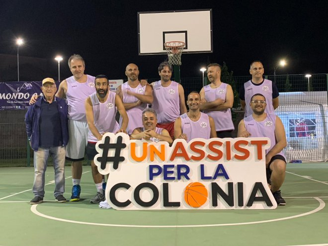 Torneo di Basket Un Assist per Colonia