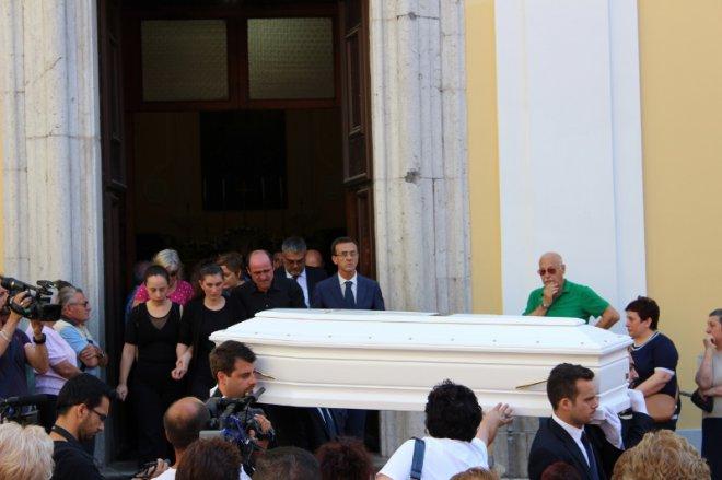 Funerali maria Ungureanu align=