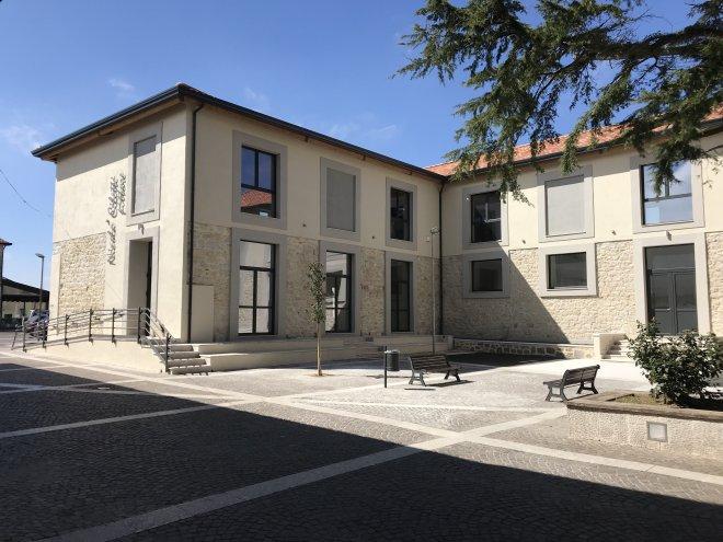 San Giorgio La Molara - Scuola Nicola Ciletti