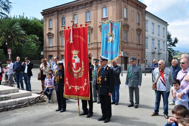 Benevento. Festa della Repubblica 2 Giugno 2016
