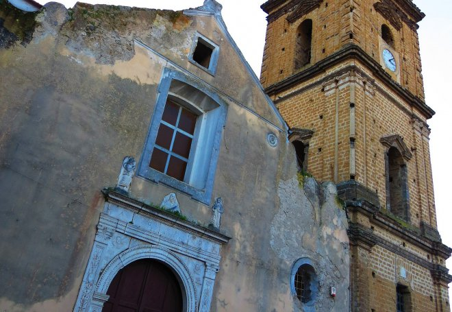 Chiesa Annunziata - Limatola